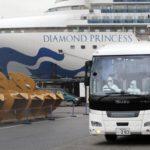 99 nuevos contagios de coronavirus detectados en crucero «Diamond Princess» en cuarentena en Japón
