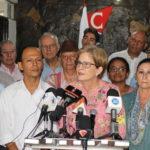 Ciudadanos por la Libertad se separa del grupo que empuja propuestas de reformas electorales