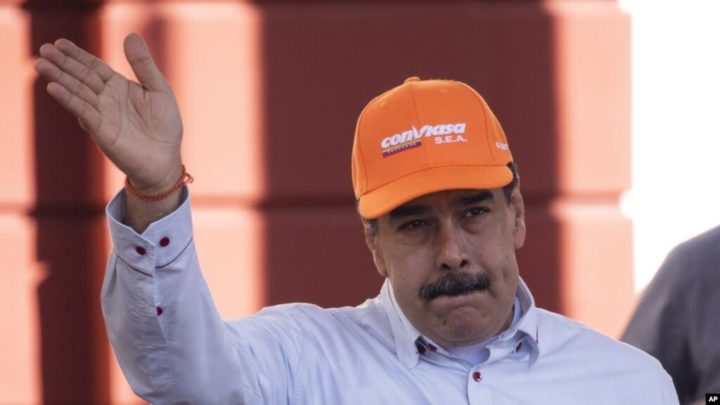 Maduro demandará a EEUU por sanciones a aerolínea estatal venezolana Conviasa