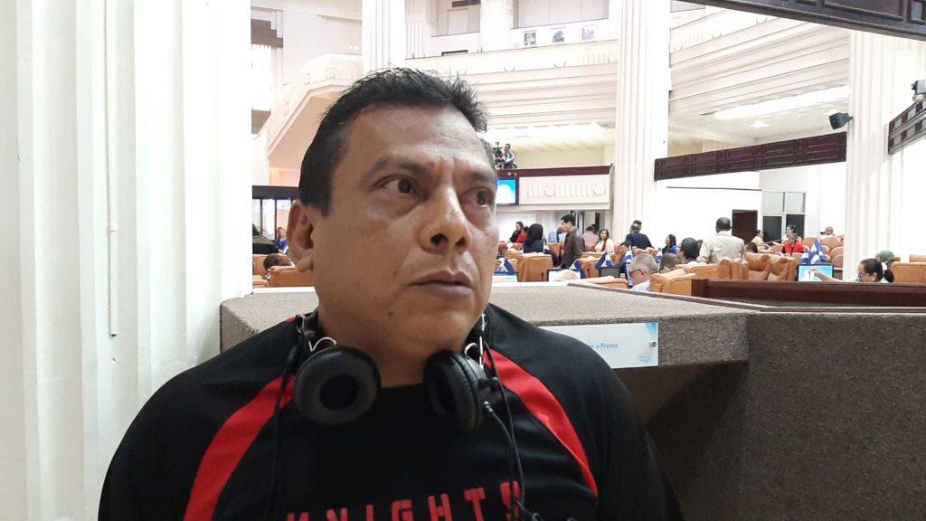 periodistas, Nicaragua, represión