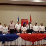 Partido Restauración Democrática oficializa su unidad con la Coalición Nacional