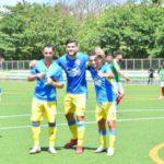 Managua FC reafirma jerarquía con goleada en Copa llegando a ocho partidos invicto