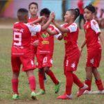 Real Estelí, Managua FC y Diriangén meten a todos sus equipos en semifinales de Ligas Menores