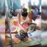 Niña miskita fue al fin operada después de 11 días de espera