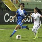 Sub-20 femenina goleada por México y depende de sí misma para avanzar