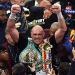 Cocaína y prostitutas: Así planeó Tyson Fury celebrar la conquista del título del CMB
