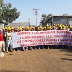 Llega a su fin huelga de obreros que construyen nuevo hospital de Chinandega