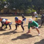 Nicaragua y El Salvador a medir fuerzas en futbol americano en Managua