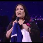 La cantante Ana Gabriel siente tristeza al ver la situación de México, Venezuela, Nicaragua, Honduras y Chile