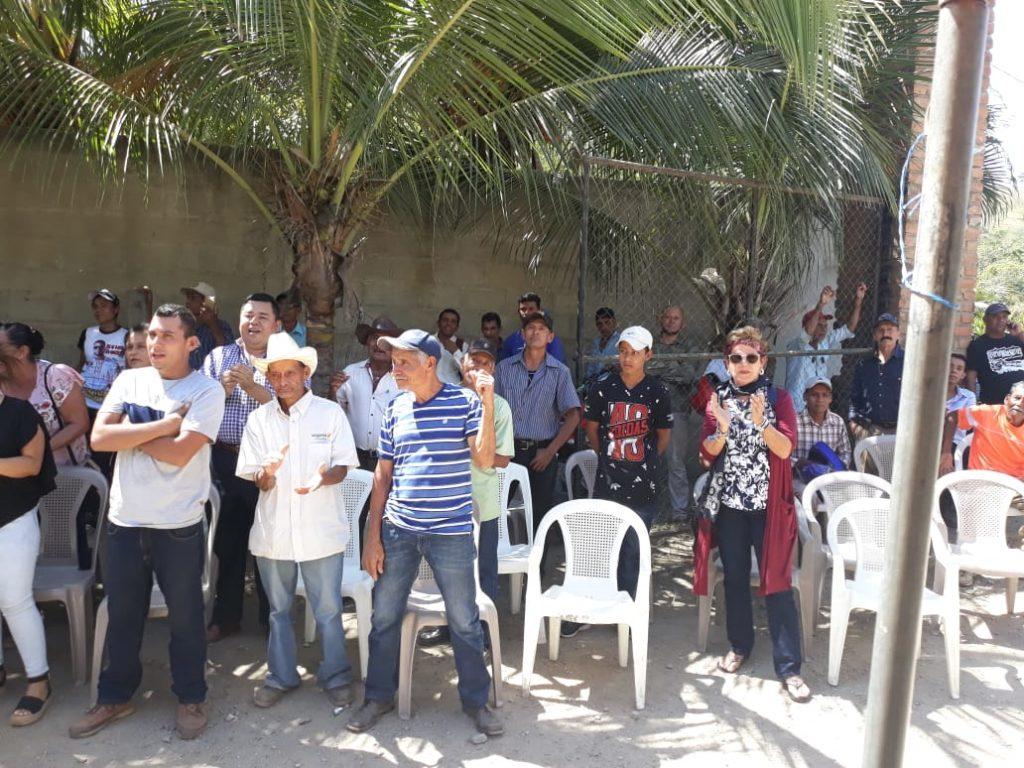 Movimiento Campesino, Coalición Nacional