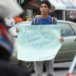 Policía Orteguista libera al universitario que fue secuestrado en las cercanías de la UCA