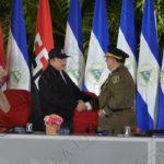 General Julio César Avilés asume el mando del Ejército por tercera vez consecutiva