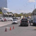 Juan Sebastián Chamorro denuncia asedio policial en las oficinas de la Alianza Cívica y la UNAB