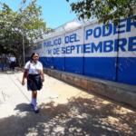 Salones de clase en colegios públicos quedan vacíos por miedo al Covid-19