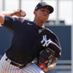 Jonathan Loáisiga lanza tres innings perfectos y podría tomar lugar de Tanaka en la rotación de los Yanquis