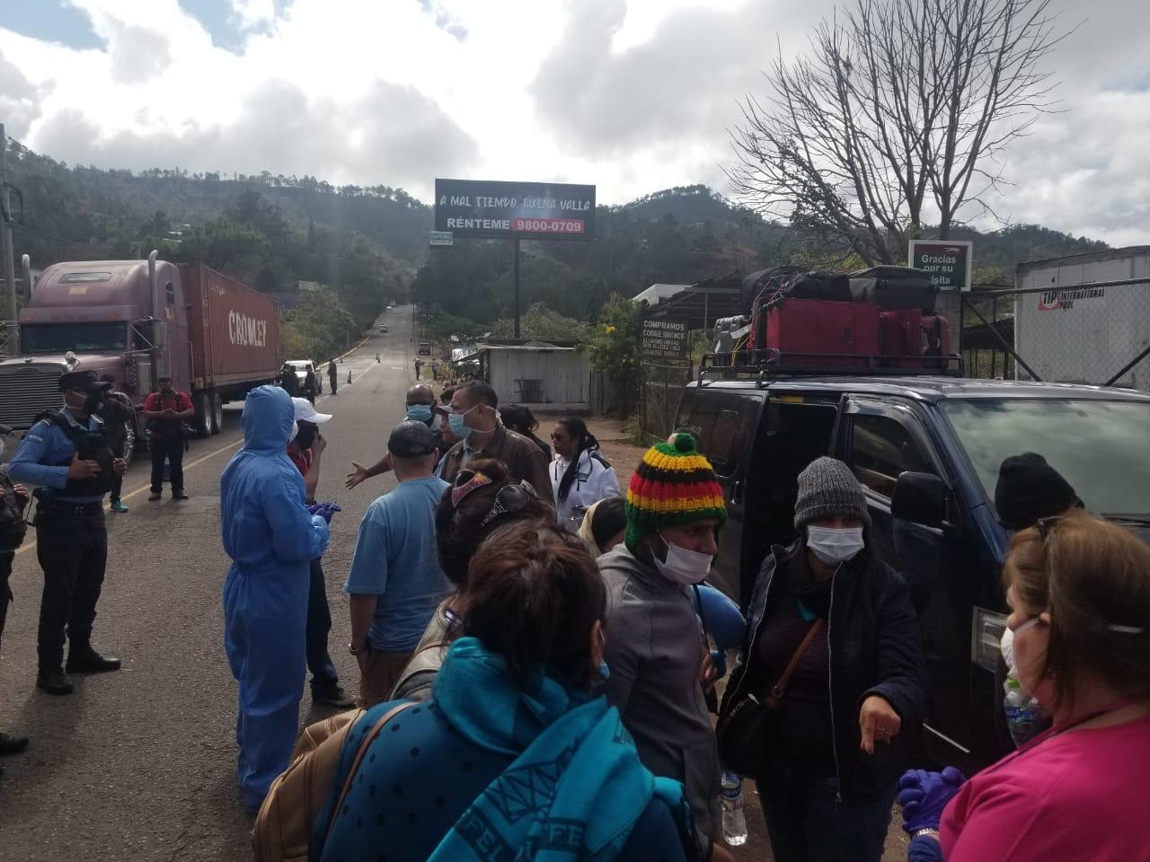 Honduras, Nicaragua, coronavirus, Covid-19