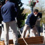 """España está """"cerca de doblegar la curva"""" de la pandemia de covid-19"""