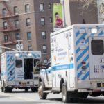 Más muertes en Nueva York por coronavirus, morgues congestionadas en EE.UU.