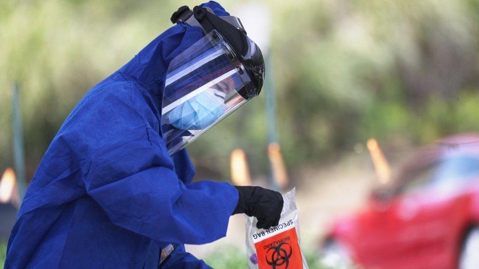 Coronavirus: Estados Unidos supera a Italia y se convierte en el ...