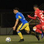 El golazo de tiro libre de Pablo Gallego que mantiene al Managua FC en el trono de Liga Primera