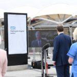 Reino Unido abre inmenso hospital de campaña en Londres para enfrentar el coronavirus