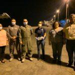 Llegan a Nicaragua los 26,000 test rápidos donados por el BCIE para detectar el Covid-19