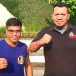 El prospecto y juez de boxeo nicaragüense varados en Guatemala por el cierre de las fronteras