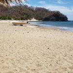 Veraneantes se ausentan de las playas de Rivas por temor al Covid-19