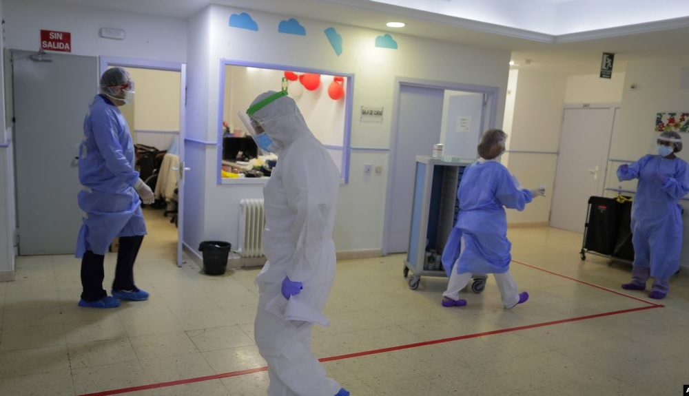 Últimas noticias sobre el avance a nivel mundial del coronavirus