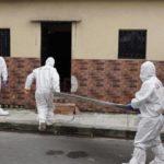 Autoridades enfocadas en el levantamiento de los cadáveres en Guayaquil, la ciudad ecuatoriana más afectada por el coronavirus