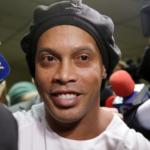 Conceden prisión domiciliaria a Ronaldinho en Paraguay