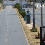 Imágenes | Así lucieron las calles de Managua este Lunes Santo