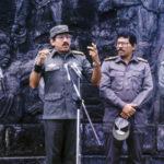 Los jefes del Ejército: solo cinco hombres en 41 años