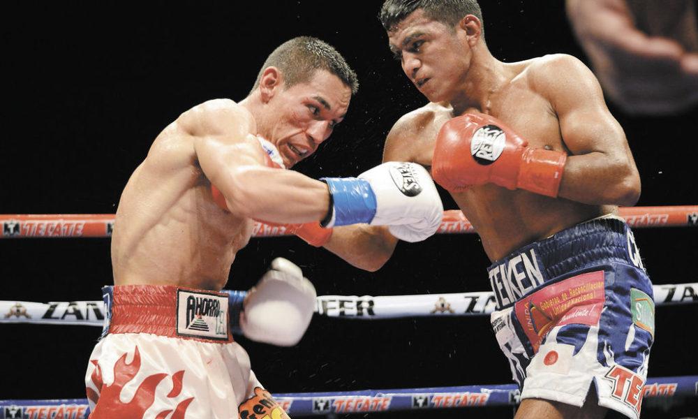 """Es más emocionante ver una caricatura"""", leyenda mexicana del boxeo ..."""