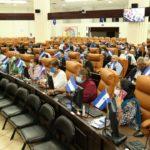 Ocho diputados del FSLN no asisten a la sesión de la Asamblea Nacional. «La presunción es que están afectados del Covid-19», afirmó jefe del PLC