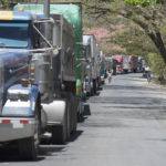 Ortega aplica medidas recíprocas restrictivas a los transportistas de Costa Rica