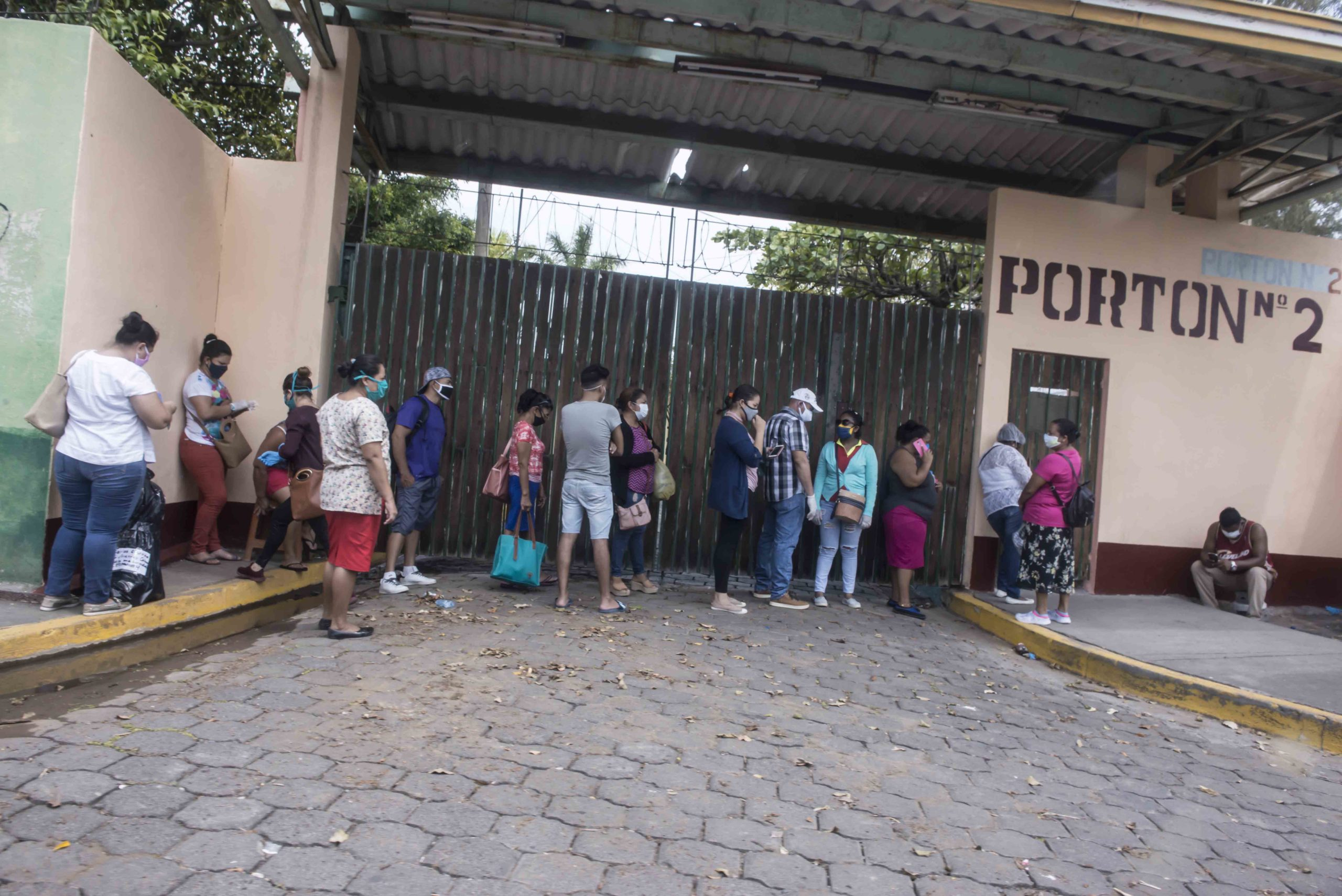 hospitales, hospital Alemán Nicaragüense, coronavirus, Nicaragua