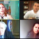 Opositores de Nicaragua sostienen reunión virtual con el secretario general de la OEA, Luis Almagro