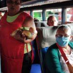 Sin tapabocas, pasajeros de Rivas no podrán viajar hacia Managua, Granada y Jinotepe