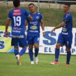 VIDEO: El primer gol nicaragüense en el futbol extranjero en tiempos el Covid-19