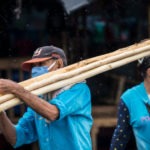 Fotogalería | El trabajo informal en Nicaragua en tiempos del Covid-19