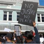 «Esto va más allá del color de piel»: Latinos en las protestas por Floyd