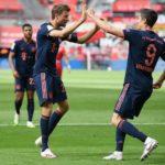 El Bayern de Munich cada vez más cerca del título de la Bundesliga
