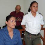 Liberan a Karelia Castellón, la mujer condenada a 30 años de prisión por el asesinato del psicólogo Douglas Guerrero