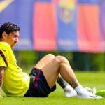 Messi lesionado y enciende las alarmas a pocos días del reinicio de La Liga