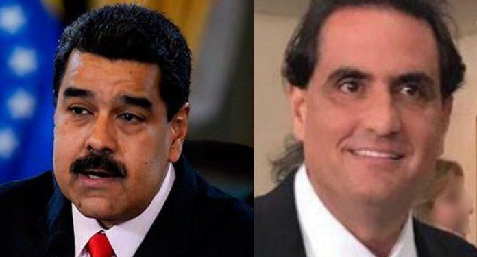 Capturan al empresario colombiano Álex Saab vinculado a Nicolás ...