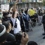 Nueva York vive su séptimo día de protestas pacíficas
