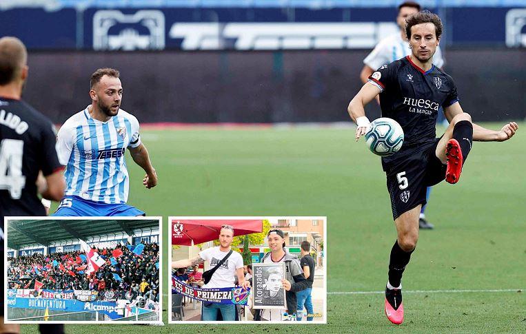 Aficionados De Un Club De Liga Espanola Entregan Reconocimiento A