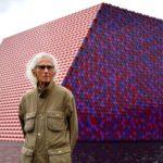 Muere a los 84 años Christo, el artista que iba por el mundo envolviendo con tela monumentos emblemáticos