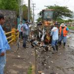 Fotogalería | Así quedó Managua tras las lluvias de este miércoles